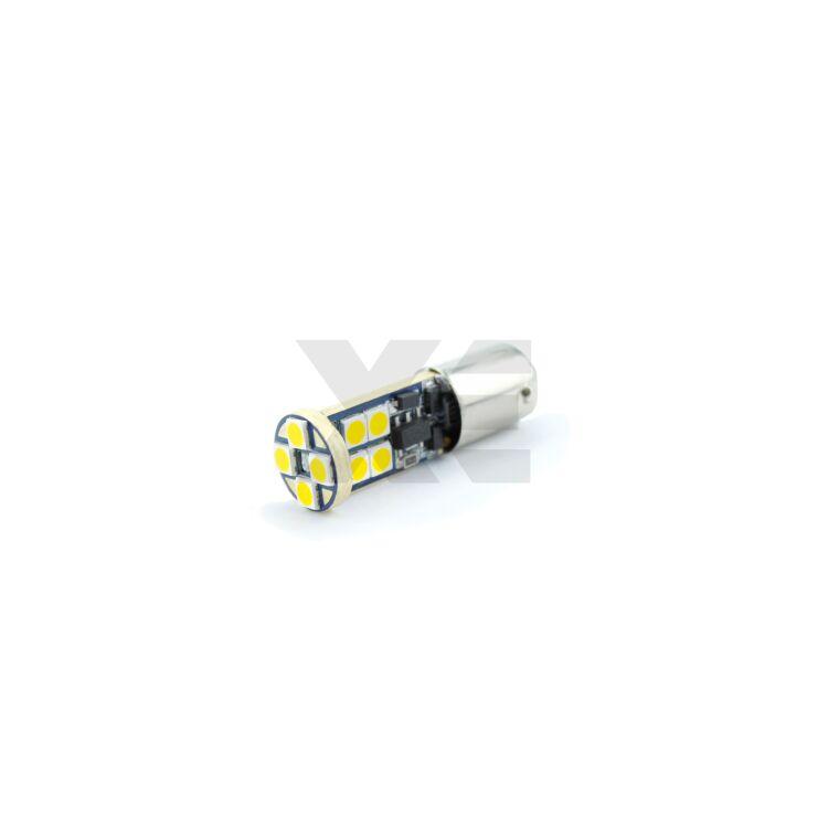 LED Baionetta 10mm per un abitacolo a Luce Calda, Potente, Elegante.
