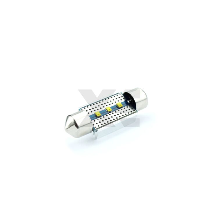 <p>Premium Festoon canbus LED&nbsp; with PHILIPS ZES chips for incredibly powerful and pure lighting. Real jewel.</p>
