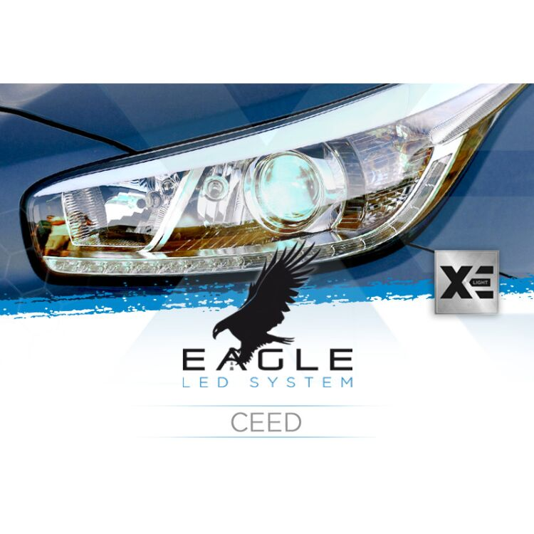 <!DOCTYPE html> <html> <head> </head> <body> <p>Forget bulb adaptors: this Eagle Kit is custom made to fit your Ceed as it was an OEM part.</p> </body> </html>