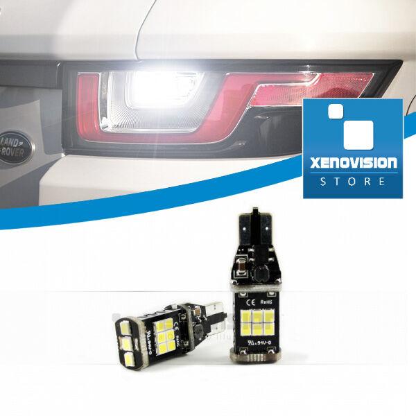 <p>Illumina a giorno in Retromarcia con un Kit Specifico per Evoque Plug&amp;Play da installare in 4 minuti. Sul serio!</p>