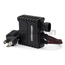 H11Led Kit digital super-canbus warning error canceler set forBMW 2 coupe. Plugs to battery.