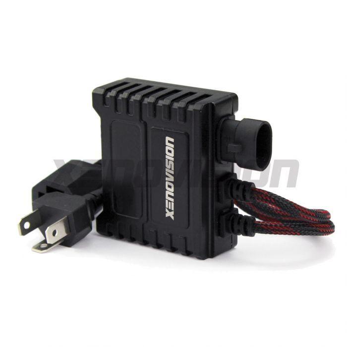 H7 Led Kit digital super-canbus warning error canceler set forBMW X5. Plugs to battery.