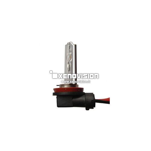 """<p>Lampada xenon HIR2&nbsp;6000k 35W a """"L"""", con spinotto piegato a 90 gradi proprio come la lampada originale. Ideale per installazioni in spazi ristretti.&nbsp;</p>"""