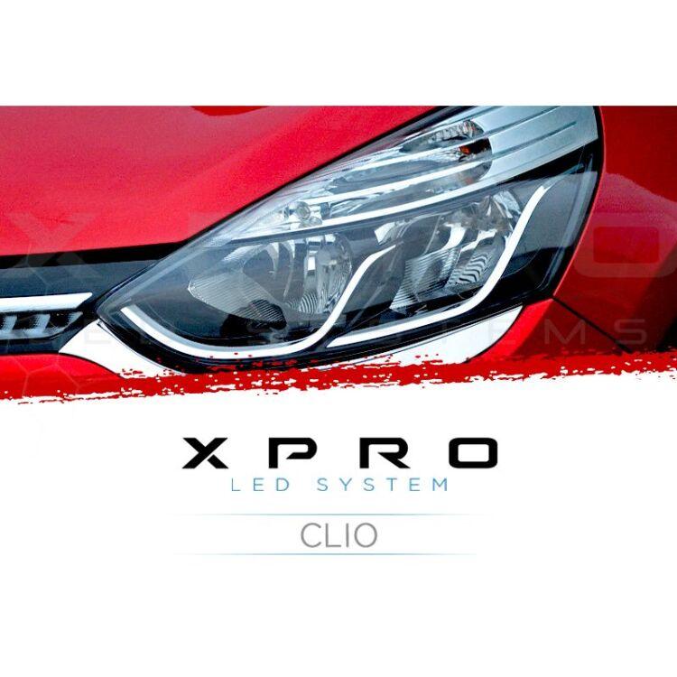 <p>Il Kit X-Pro modello Brighstar 2.0 studiato da Xenovision.it per la tua Renault Clio IV.</p>