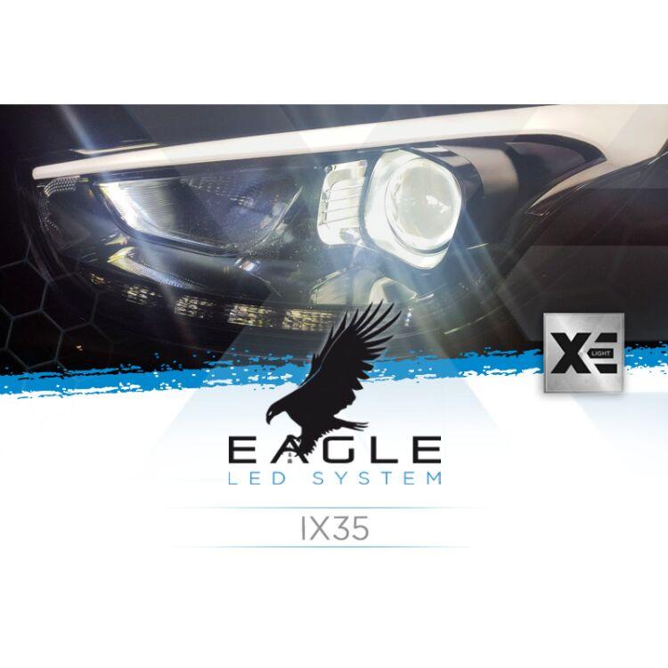 <p>Il Kit XE Light modello Eagle LED System studiato da Xenovision.it per la tua Hyundai IX35 dal 2013 in poi.</p>