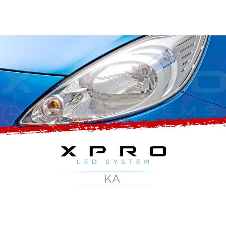 <p>Il Kit X-Pro modello Brighstar 2.0 studiato da Xenovision.it per la tua Ford KA</p>
