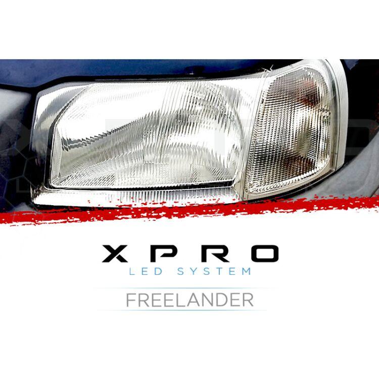 <p>Il Kit X-Pro modello Brighstar 2.0 studiato da Xenovision.it per il tuo Freelander I</p>