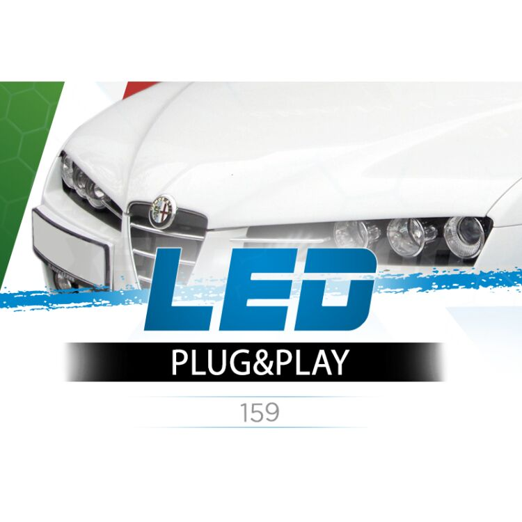 <p>The Best LED Headlights Kit for your 159 Low Beams. Guaranteed.</p>