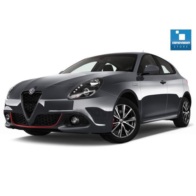 <p>Kit Alfa Romeo Giulietta dal 2008 in poi Full, conversione totale a Led per Alfa Romeo Giulietta dal 2008 in poi. Zero spie, Altissima Qualit&agrave;. Luce Bianco Lunare 6000k su ogni principale punto luce interno ed i principali esterni.</p>