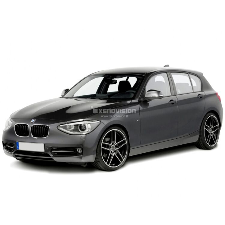 <p>Kit Led BMW F20 BlackLine Base, conversione totale a Led per BMW Serie 1 F20. Zero Spie, Top Quality, Bianco Lunare 6000k</p>