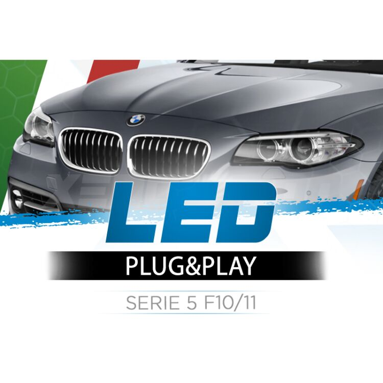 <p>The Best LED Headlights Kit for your Series 5 Low Beams. Guaranteed.</p>
