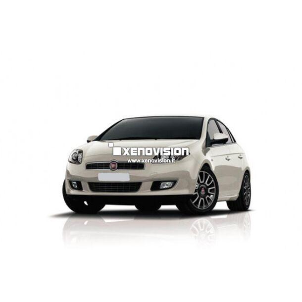 <p>Kit Led Fiat Bravo 2006-2012, conversione Base a Led. Zero spie, Altissima Qualit&agrave;. Luce Bianco Lunare 6000k su ogni punto luce bianco interno della vostra auto.</p>