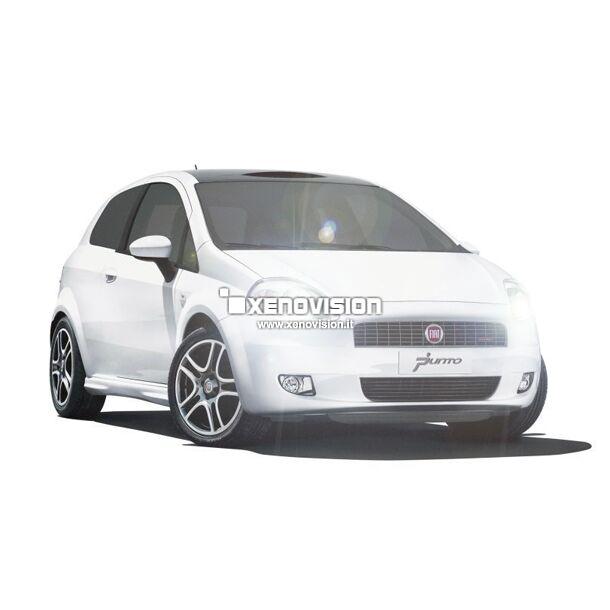 <p>Kit Led Fiat Grande Punto Full, conversione totale a Led per Fiat Grande Punto. Zero spie, Altissima Qualit&agrave;. Luce Bianco Lunare 6000k su ogni punto luce interno ed i principali esterni.</p>