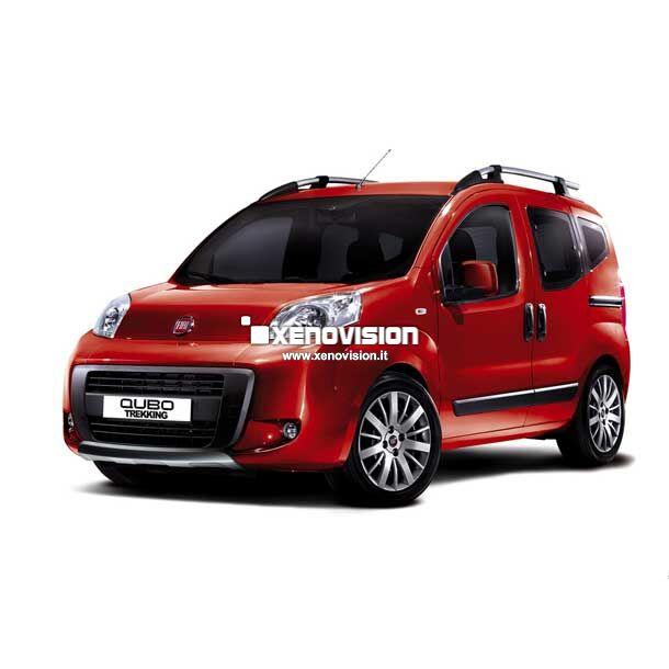 <p>Kit Led Fiat Qubo 2008 in poi FULL, conversione dei principali punti a luce Bianca in lampadine Led, specifico per Fiat Qubo 2008 in poi, pacchetto di altissima qualit&agrave; e risultato garantito.</p>