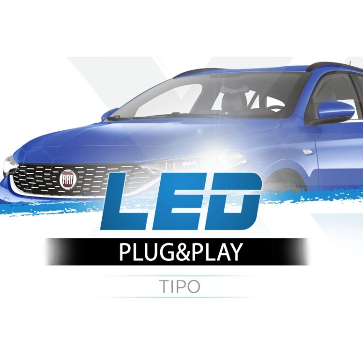 <p>The Best LED Headlights Kit for your Tipo Low Beams. Guaranteed.</p>