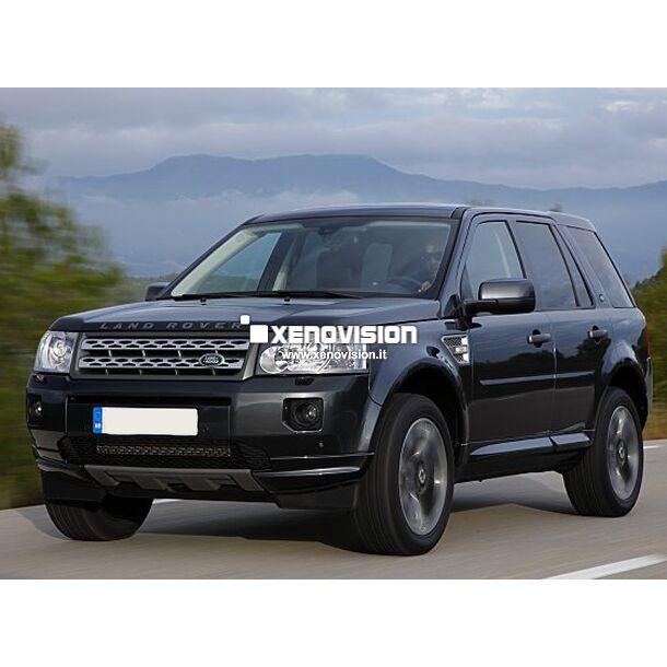 <p>Kit Led Land Rover Freelander 2 TOTAL, conversione totale a Led per Land Rover Freelander 2, pacchetto completo di altissima qualit&agrave; e risultato garantiti.</p>