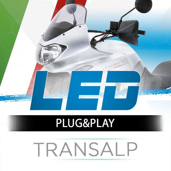 <p>The Best LED Headlights Kit for your Honda Transalp 700 Low Beam. Guaranteed.</p>