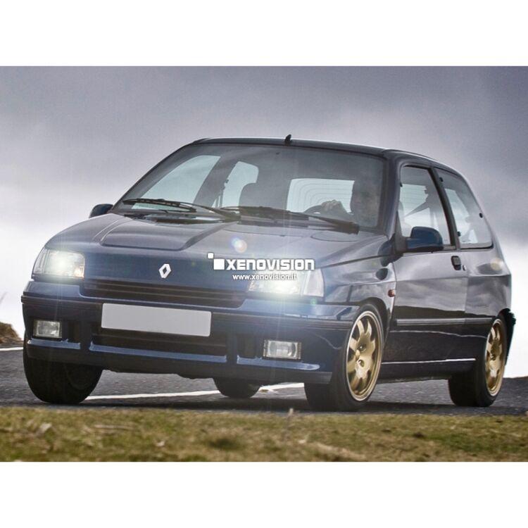 <p>Kit Led Renault Clio I Base, conversione a Led per Clio I, pacchetto di altissima qualit&agrave; e risultato garantiti.</p>