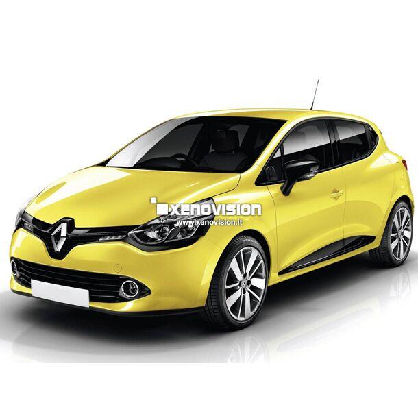 <p>Kit Led Renault Clio IV FULL, conversione totale a Led per Renault Clio IV, pacchetto completo di altissima qualit&agrave; e risultato garantiti.</p>
