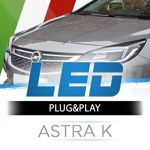 <p>The Best LED Headlights Kit for your Astra K. Guaranteed.</p>