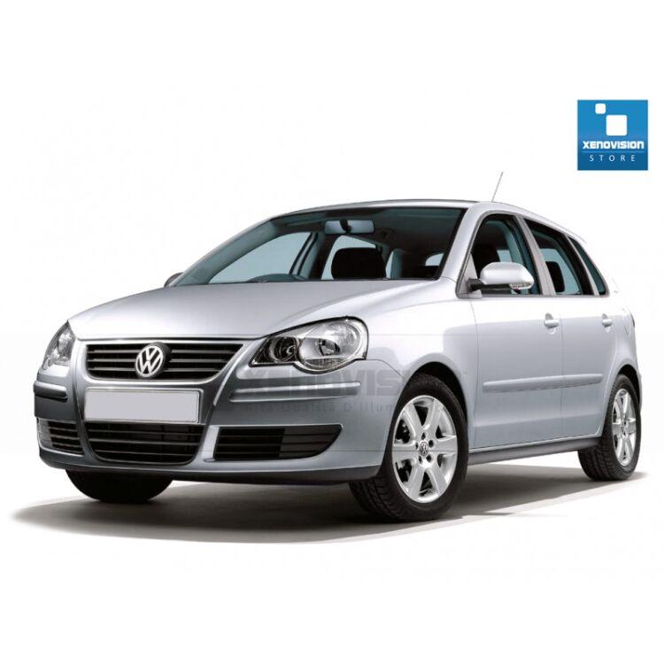 <p>Kit Led VW Polo 9N3 dal 2005 al 2009, LED per VW Polo 9N3 dal 2005 al 2009. Pacchetto completo di altissima qualit&agrave; e risultato garantito.</p>