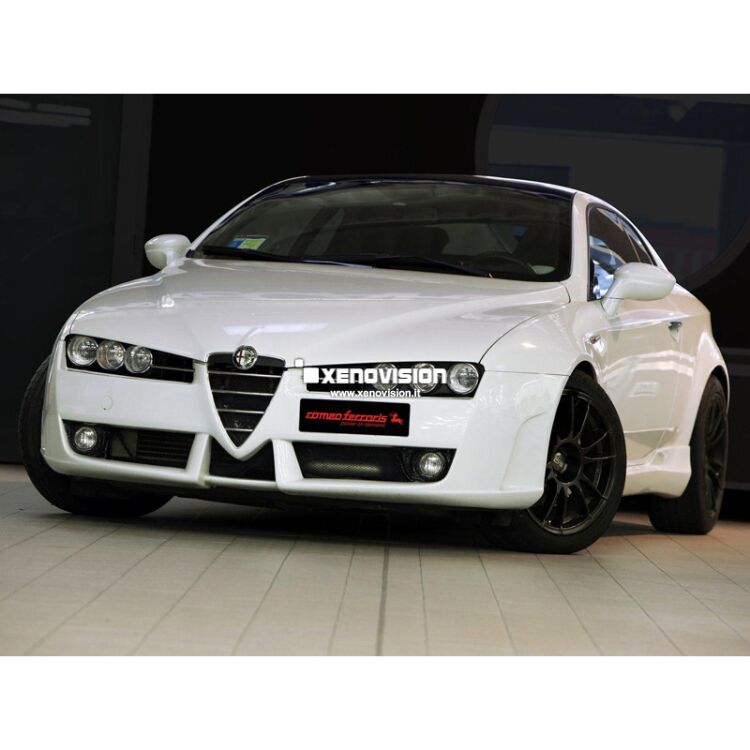 """<p><span style=""""color: #626262;"""">Why risk choosing wrong or poorly performing HID parts for your Alfa Brera, when we have already engineered our Top Quality specific HID Xenon Kit?</span></p>"""
