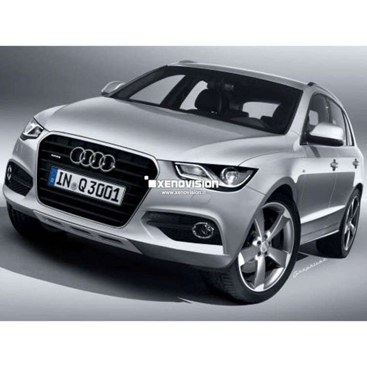<p>Why risk choosing wrong or poorly performing HID parts for your Audi Q3 when we have already engineered our Top Quality specific HID Xenon Kit?</p>