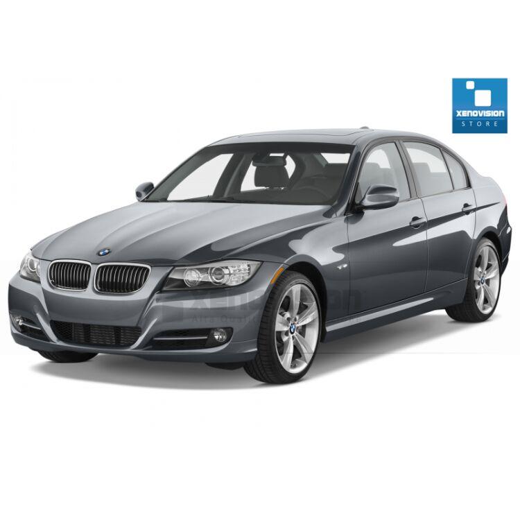 <p>Kit Xenon 35W specifico per il faro lenticolare della BMW E90 dal 2005 al 2013. Plug&amp;Play zero spie, contiene tutto l'occorrente. Luce Bianco Lunare 6000K.</p>