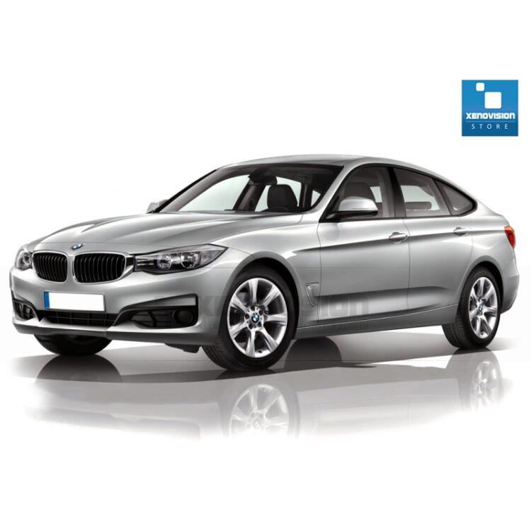 <p>Kit Focus Pro Korea Xenon 35W specifico per il faro della BMW Serie 2 F34 F35 dal 2013 in poi. Plug&amp;Play zero spie, contiene tutto l'occorrente. Luce Bianco Lunare 6000k.</p> <p>&nbsp;</p>