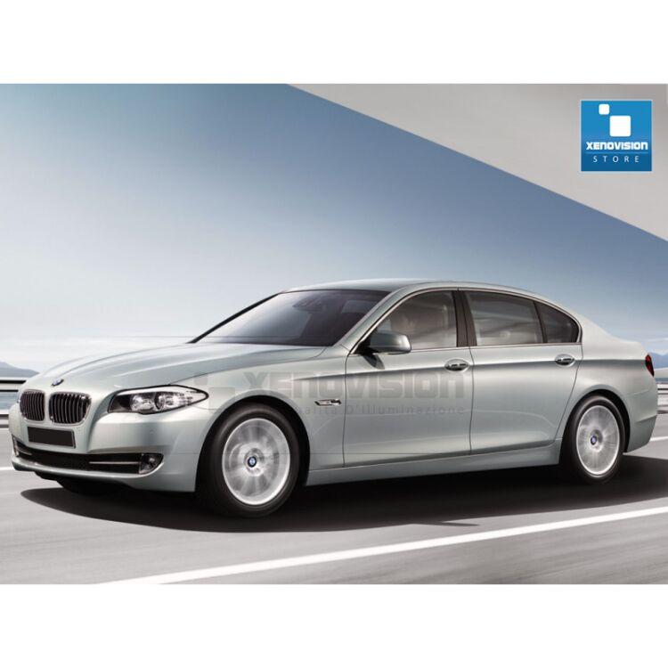 <p>Kit Focus Pro Korea Xenon 35W specifico per il faro della BMW Serie 5 F18 dal dal 2010 a 2015. Plug&amp;Play zero spie, contiene tutto l'occorrente. Luce Bianco Lunare 6000k.</p> <p>&nbsp;</p> <p>&nbsp;</p>