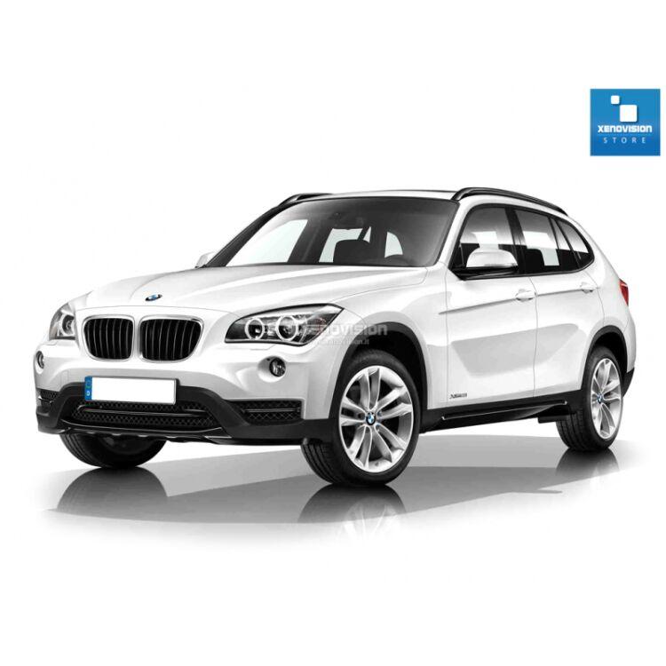 <p>Kit Xenon Focus Pro Korea 35W specifico per il faro lenticolare della BMW X1. Plug&amp;Play zero spie, contiene tutto l&#39;occorrente. Luce Bianco Lunare 6100k.</p><p>&nbsp;</p>
