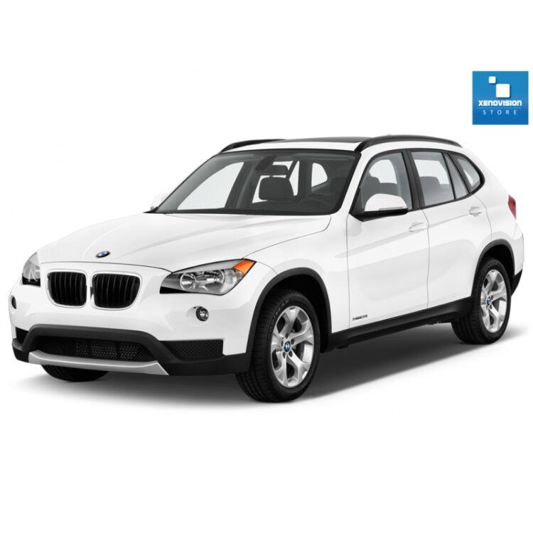 <p>Kit Xenon Focus Pro Korea 35W specifico per il faro a parabola della BMW X1. Plug&amp;Play zero spie, contiene tutto l&#39;occorrente. Luce Bianco Lunare 6100k.</p><p>&nbsp;</p>