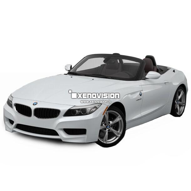 <p>Kit Xenon completo per il faro della BMW Z4 E89. Plug&amp;Play zero spie, contiene tutto l&#39;occorrente. Luce Bianco Lunare 6000K.&nbsp;</p><p>&nbsp;</p>