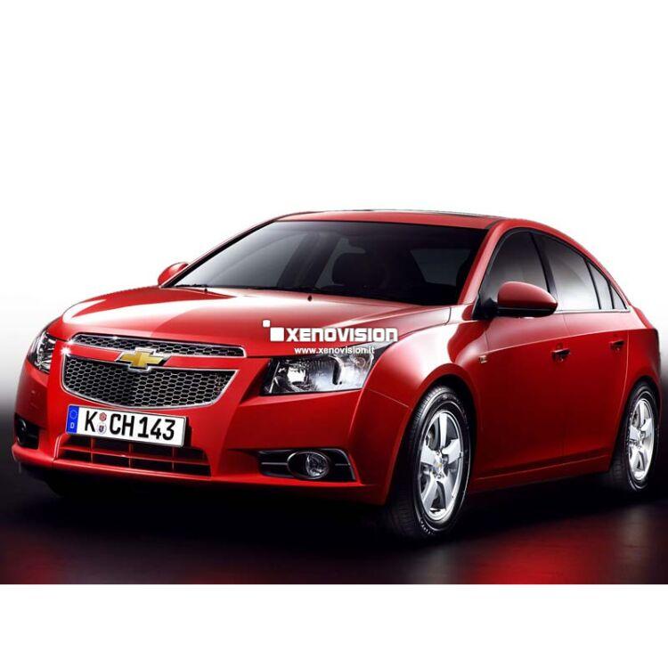 <p>Kit BiXenon 35W specifico per il faro della Chevrolet Cruze e Luci Posizione a Led in tinta. Plug&amp;Play zero spie, contiene tutto l'occorrente. Luce Bianco Lunare 6000k.</p> <p>&nbsp;</p>
