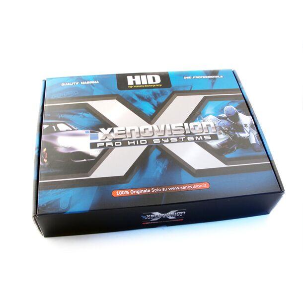 <p>Kit Xenon 55W Non Canbus con accensione Fast Start 64Bit esclusiva Xenovision, completo di cablaggio maggiorato a doppio rel&eacute; - Kit xenon completo fabbricato da Xenovision.&nbsp;<br />   Digitale: <strong>SI</strong> | Garanzia: <strong>2 Anni</strong> | Professionale,<strong> per auto non Canbus</strong>.</p><p>&nbsp;</p><p>&nbsp;</p>