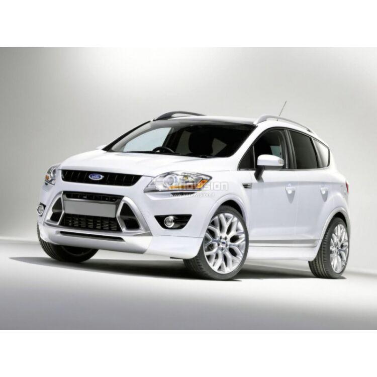 <p>Kit Xenon Focus PRO Korea 35W e Luci Posizione a Led in tinta, pacchetto specifico per Ford Kuga. Plug&amp;Play, contiene tutto l&#39;occorrente. Luce Bianco Solare 5300k &nbsp;</p>