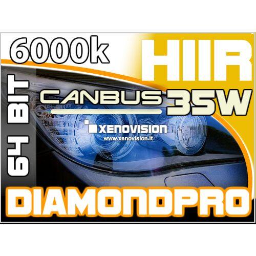 <p>Kit Xenon Canbus H11-R 35W DiamondPRO 64Bit. Lampade H11-R Bianco Lunare , ideale per fendinebbia per Audi TT dal 2006 in poi. Ket KOREA, Qualit&agrave; Garantita.</p>
