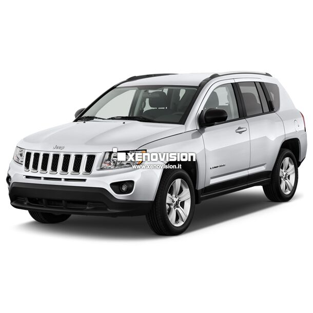 <p>Why risk choosing wrong HID parts for your Jeep Compass, when we already engineered a specific upgrade kit?</p>