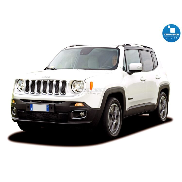<p>Why risk choosing wrong HID parts for your Jeep Renegade, when we already engineered a specific upgrade kit?</p>