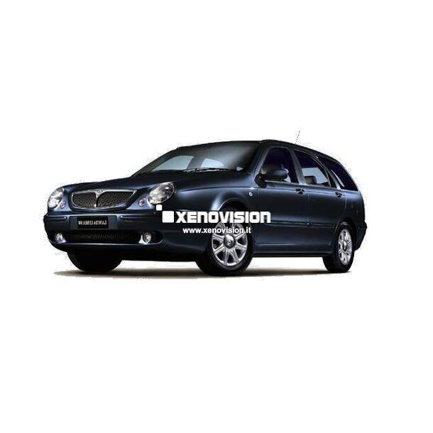 <p>Kit Xenon Focus Pro Korea 35W specifico per il faro della Lancia Lybra e Luci Posizione Led in tinta. Plug&amp;Play zero spie, contiene tutto l&#39;occorrente. Luce Bianco Solare 5300k.</p>