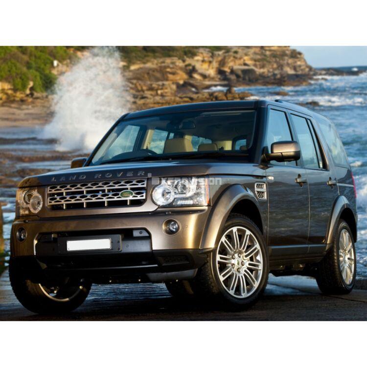 <p>Kit Xenon 35W specifico per il faro della&nbsp;Land Rover Discovery IV dal 2010 in poi. Plug&amp;Play zero spie, contiene tutto l&#39;occorrente. Luce Bianco Lunare 6000k.</p><p>&nbsp;</p>